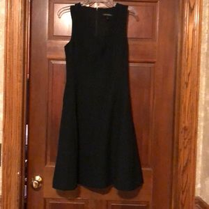 Banana Republic Dresses - Banana Repulbic Black A-line Sleeveless Dress - 8